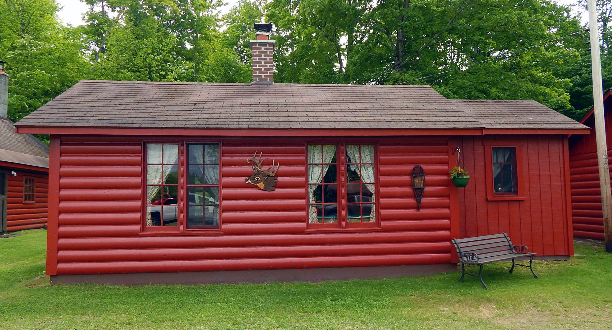 michigan cabins accommodations cabin york placid ny wilmington whiteface koa new tirtagucipool lake com rentals mtn x